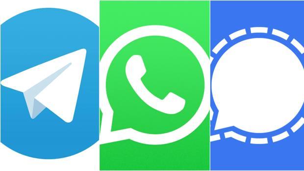 Telegram y Signal: ¿qué te ofrecen estas «apps» de mensajería que no tenga WhatsApp?