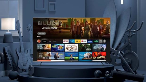 Amazon da el paso y anuncia sus primeros televisores