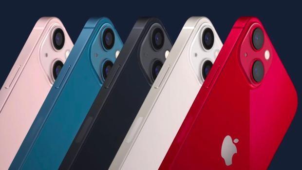 Cuánto cuesta el iPhone 13 en España