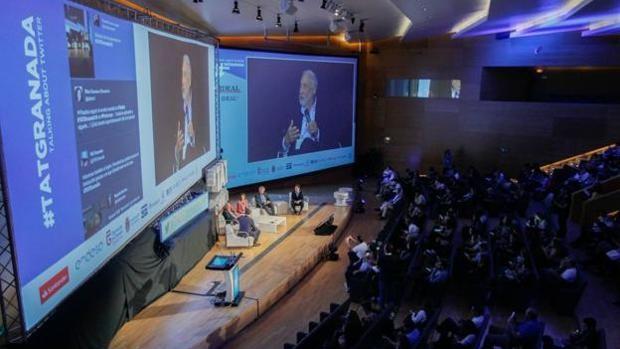 El mayor evento de Twitter del mundo se celebra en Granada y arranca con más de 700 asistentes