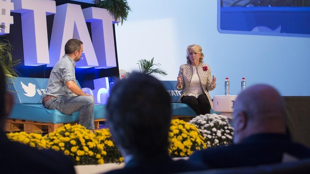 Esperanza Aguirre, sobre Vox: «Es un partido con el que discrepo, pero hay más cosas que me unen que las que me separan»