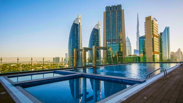 El Gevora Hotel en Dubai, ocupa el puesto número uno en cuanto a hoteles más altos del mundo