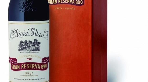 La Rioja Alta, S.A. no venderá su Gran Reserva 890-2005 'Selección Especial' esta Navidad. La bodega de Haro ha agotado las limitadas existencias asignadas para 2018