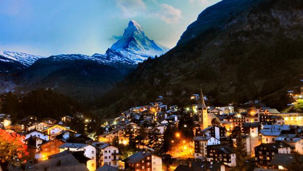 Zermatt, en Suiza
