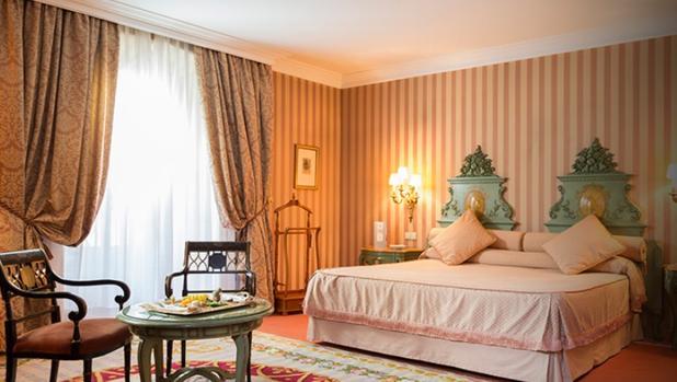 Hotel de La Reconquista en Oviedo
