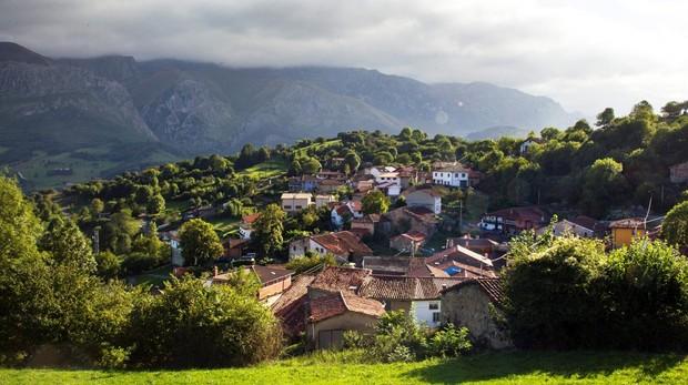 Asiegu, una pequeña aldea de Cabrales situada en el corazón de los Picos de Europa