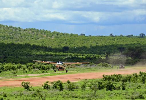 Msembe's track